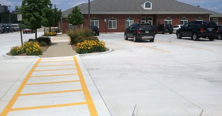 Concrete Parking Lots-1