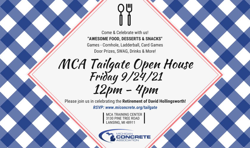 MCA Tailgate Open House