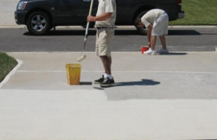 Caring for your Concrete
