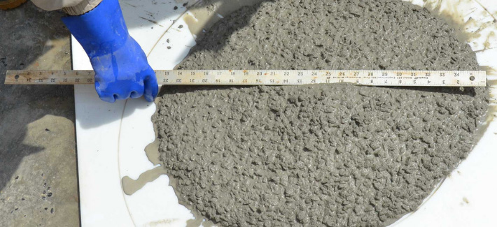 Self Consolidating Concrete Certification