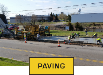 Resources for Paving
